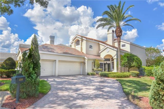 1258 Glencrest Drive, Heathrow, FL 32746 (MLS #O5732233) :: Advanta Realty