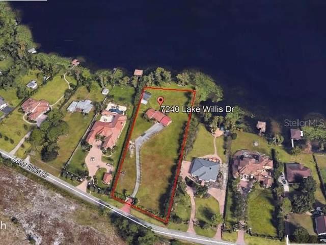 7240 Lake Willis Drive, Orlando, FL 32821 (MLS #O5733493) :: Florida Life Real Estate Group