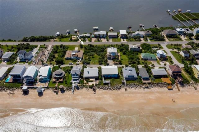 S Atlantic Avenue, New Smyrna Beach, FL 32169 (MLS #O5736088) :: Mark and Joni Coulter | Better Homes and Gardens