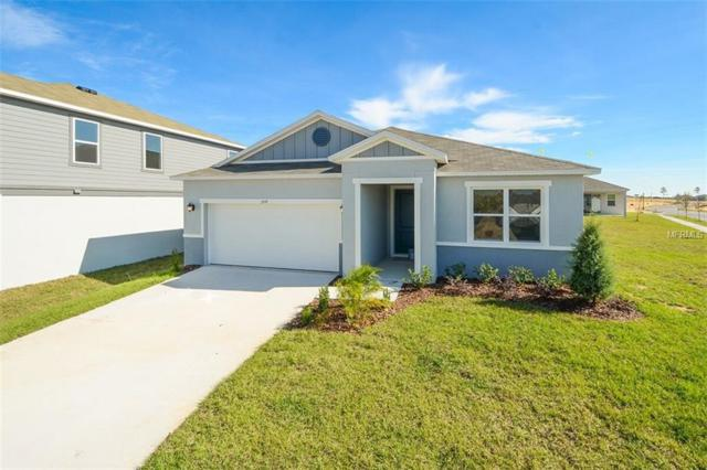2516 Biscotto Circle, Davenport, FL 33897 (MLS #O5737139) :: Team Bohannon Keller Williams, Tampa Properties