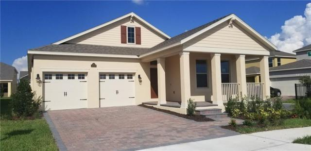 10187 Shallow Water Drive, Winter Garden, FL 34787 (MLS #O5738560) :: The Duncan Duo Team