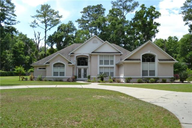7414 NW 83RD COURT Road, Ocala, FL 34482 (MLS #O5739637) :: The Duncan Duo Team