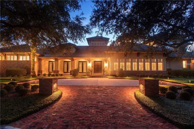 5501 Isleworth Country Club Drive, Windermere, FL 34786 (MLS #O5740376) :: Revolution Real Estate