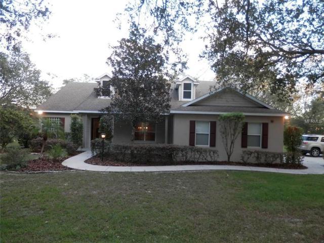 34814 Stagecoach Trail, Eustis, FL 32736 (MLS #O5741086) :: Team Touchstone