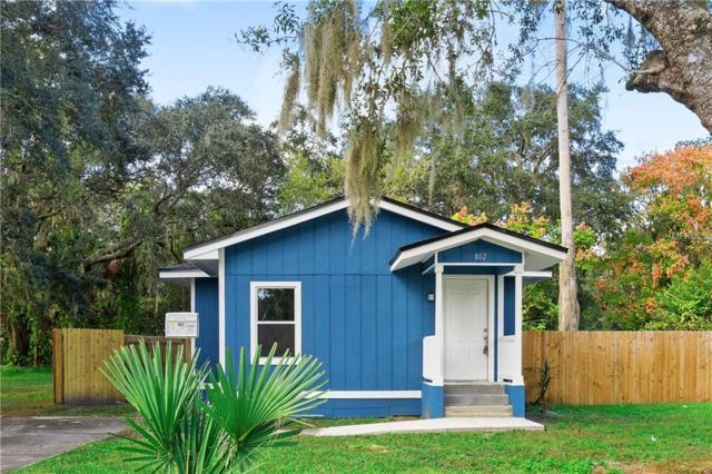 802 Pine Avenue, Sanford, FL 32771 (MLS #O5746994) :: GO Realty