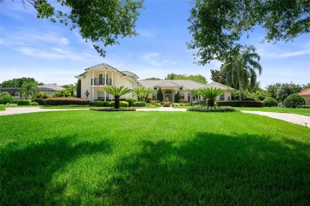 2853 Windsor Hill Drive, Windermere, FL 34786 (MLS #O5748396) :: The Duncan Duo Team