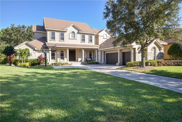 6115 S Hampshire Court, Windermere, FL 34786 (MLS #O5750867) :: Premium Properties Real Estate Services