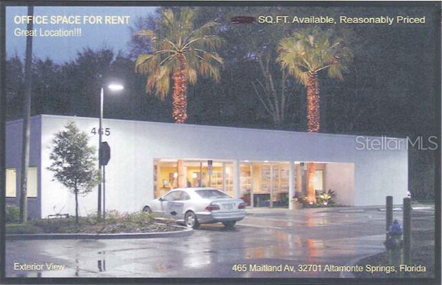 465 Maitland Avenue, Altamonte Springs, FL 32701 (MLS #O5756088) :: Premium Properties Real Estate Services
