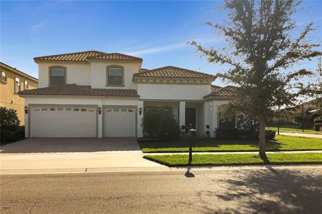 10600 Mobberley Circle, Orlando, FL 32832 (MLS #O5756331) :: The Light Team