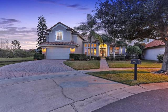 2007 Kensington Run Drive, Orlando, FL 32828 (MLS #O5756561) :: RE/MAX Realtec Group