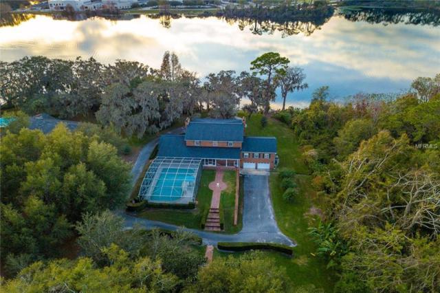 3680 S Tuskawilla Road, Oviedo, FL 32765 (MLS #O5756869) :: The Dan Grieb Home to Sell Team