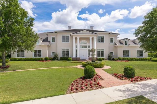 9744 Carillon Park Drive, Windermere, FL 34786 (MLS #O5757523) :: Mark and Joni Coulter | Better Homes and Gardens