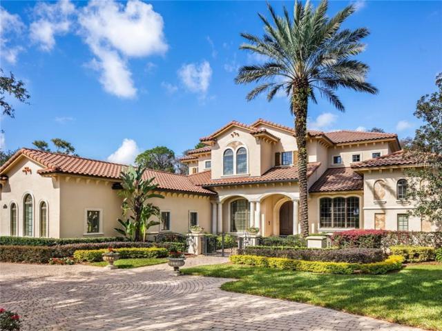 11205 Bridge House Road, Windermere, FL 34786 (MLS #O5761084) :: Bustamante Real Estate