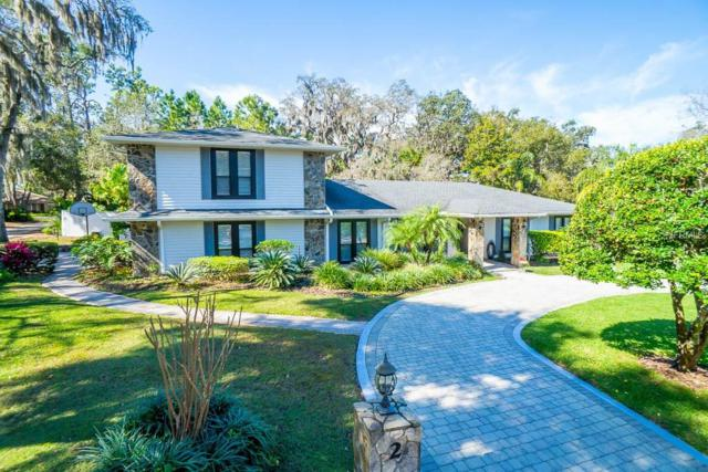 2 1ST Court, Windermere, FL 34786 (MLS #O5761579) :: Bustamante Real Estate