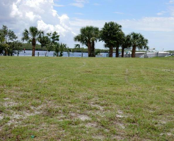 Harborpointe Lot 52, Port Richey, FL 34668 (MLS #O5762323) :: Griffin Group