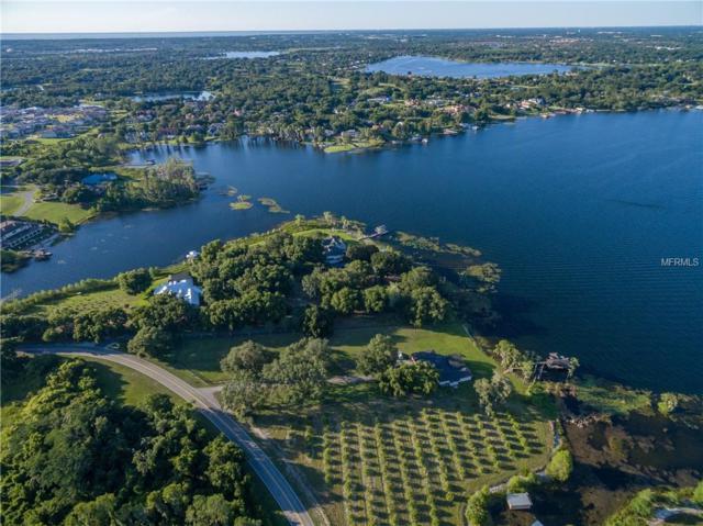12525 W Lake Butler Road, Windermere, FL 34786 (MLS #O5763047) :: Bustamante Real Estate