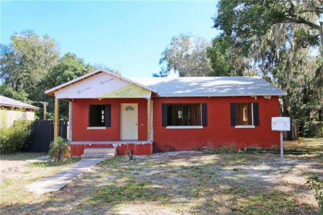 1608 N Highland Street, Mount Dora, FL 32757 (MLS #O5763462) :: CENTURY 21 OneBlue