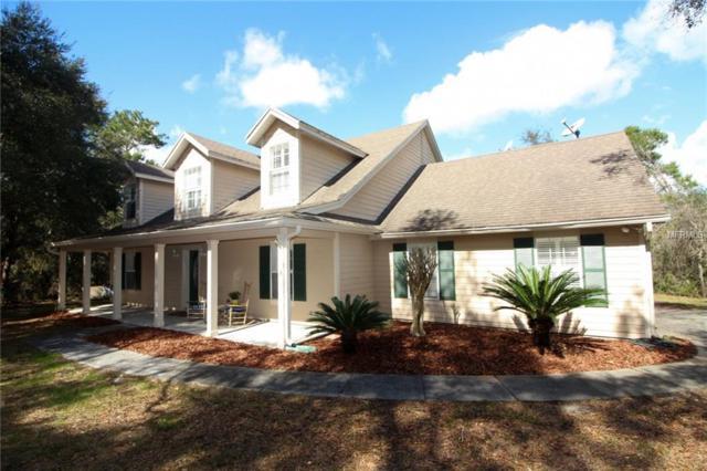 206 Woodridge Drive, Geneva, FL 32732 (MLS #O5763515) :: GO Realty