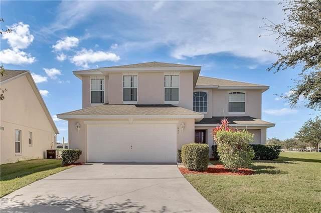 651 Chadbury Way, Kissimmee, FL 34744 (MLS #O5764178) :: Burwell Real Estate