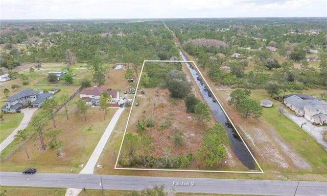 Ralston Street, Orlando, FL 32833 (MLS #O5765455) :: Mark and Joni Coulter   Better Homes and Gardens