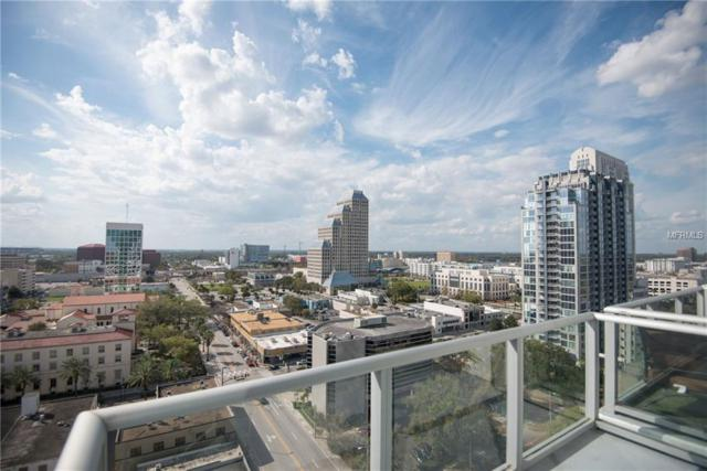 150 E Robinson Street #1420, Orlando, FL 32801 (MLS #O5766119) :: The Duncan Duo Team