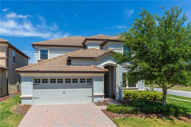 1434 Moon Valley Drive, Davenport, FL 33896 (MLS #O5767125) :: The Duncan Duo Team