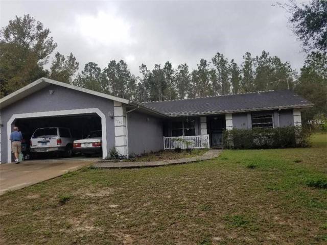 11740 E Highway 25, Ocklawaha, FL 32179 (MLS #O5767431) :: Team Bohannon Keller Williams, Tampa Properties