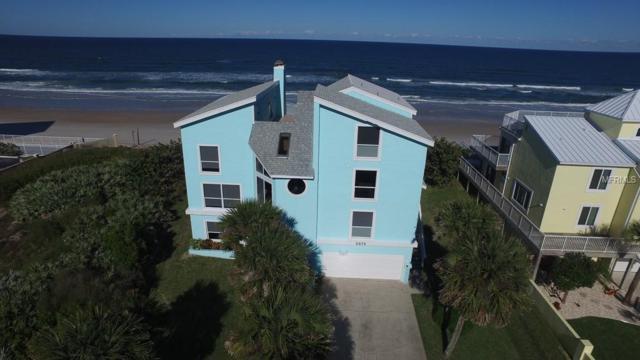 5579 S Atlantic Avenue, New Smyrna Beach, FL 32169 (MLS #O5768840) :: The Light Team