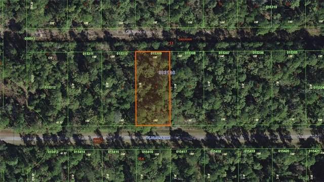218 Plumosa Drive, Indian Lake Estates, FL 33855 (MLS #O5769797) :: Team Borham at Keller Williams Realty