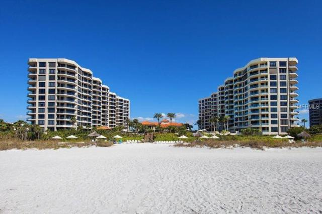 1241 Gulf Of Mexico Drive #906, Longboat Key, FL 34228 (MLS #O5769948) :: Medway Realty