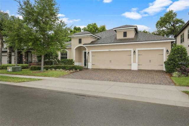 862 Sherbourne Circle, Lake Mary, FL 32746 (MLS #O5770842) :: Advanta Realty