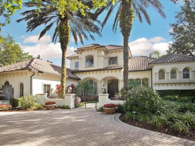6055 Louise Cove Drive, Windermere, FL 34786 (MLS #O5773812) :: Bustamante Real Estate