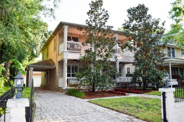 629 E Ridgewood Street, Orlando, FL 32803 (MLS #O5774663) :: Florida Real Estate Sellers at Keller Williams Realty