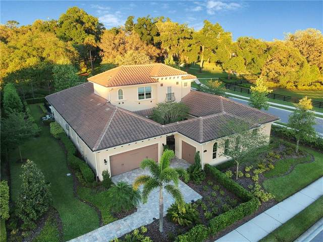 3753 Farm Bell Place, Lake Mary, FL 32746 (MLS #O5777782) :: Premium Properties Real Estate Services