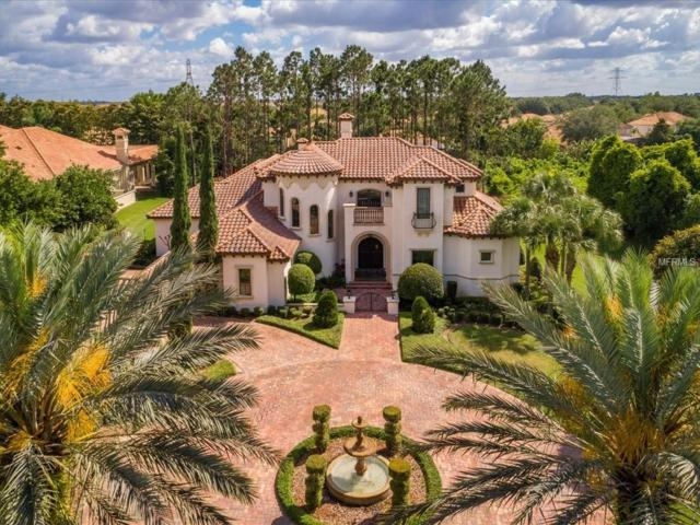11246 Bridge House Road, Windermere, FL 34786 (MLS #O5779830) :: Bustamante Real Estate