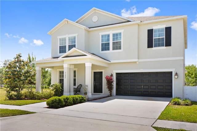 3384 Cordgrass Place, Harmony, FL 34773 (MLS #O5781320) :: Team Bohannon Keller Williams, Tampa Properties