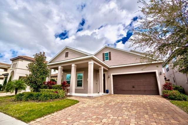 8633 Lookout Pointe Drive, Windermere, FL 34786 (MLS #O5781732) :: Bustamante Real Estate