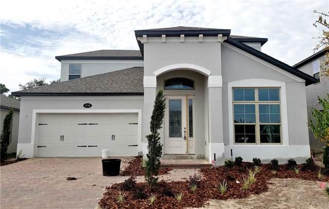 1176 Siboney Street, Saint Cloud, FL 34771 (MLS #O5782338) :: Ideal Florida Real Estate