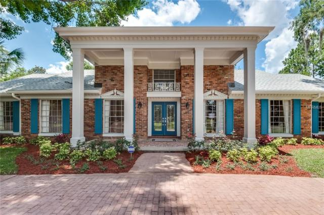 4716 Shorecrest Drive, Orlando, FL 32817 (MLS #O5782652) :: The Duncan Duo Team