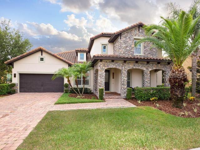 7219 Sangalla Drive, Windermere, FL 34786 (MLS #O5782899) :: Bustamante Real Estate