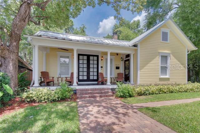 907 E Washington Street, Orlando, FL 32801 (MLS #O5784802) :: Cartwright Realty