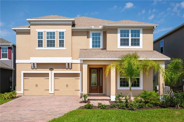 8106 Common Teal Court, Winter Garden, FL 34787 (MLS #O5784901) :: Bustamante Real Estate