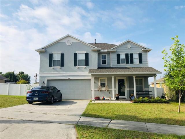 1589 Silhouette Drive, Clermont, FL 34711 (MLS #O5785078) :: Team Bohannon Keller Williams, Tampa Properties