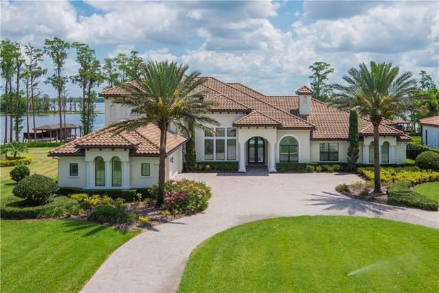 11443 Waterstone Loop Drive, Windermere, FL 34786 (MLS #O5785472) :: Bustamante Real Estate