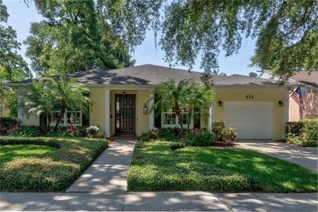 512 W Yale Street, Orlando, FL 32804 (MLS #O5785763) :: RE/MAX Realtec Group