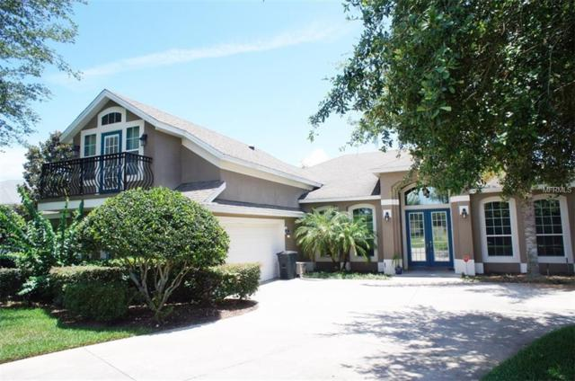13600 Sand Bluff Lane, Grand Island, FL 32735 (MLS #O5786614) :: The Duncan Duo Team