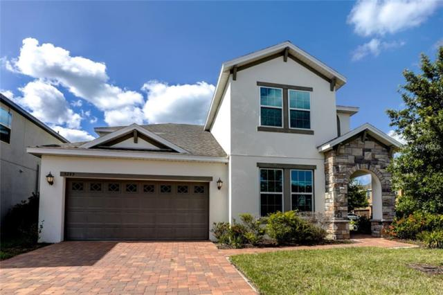 5249 Landmark Drive, Saint Cloud, FL 34771 (MLS #O5786695) :: The Brenda Wade Team