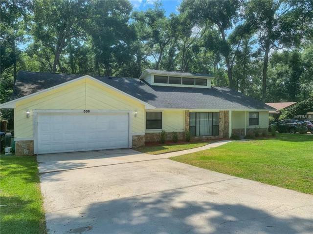 751 Valleyway Drive, Apopka, FL 32712 (MLS #G5015095) :: Sarasota