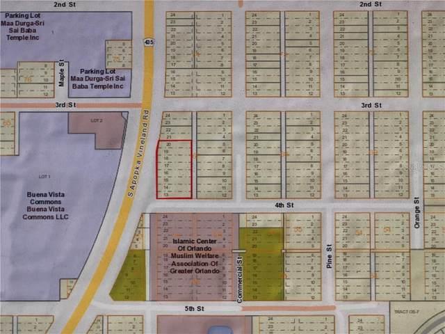 11449 South Apopka Vineland Road, Orlando, FL 32836 (MLS #O5788791) :: Bustamante Real Estate