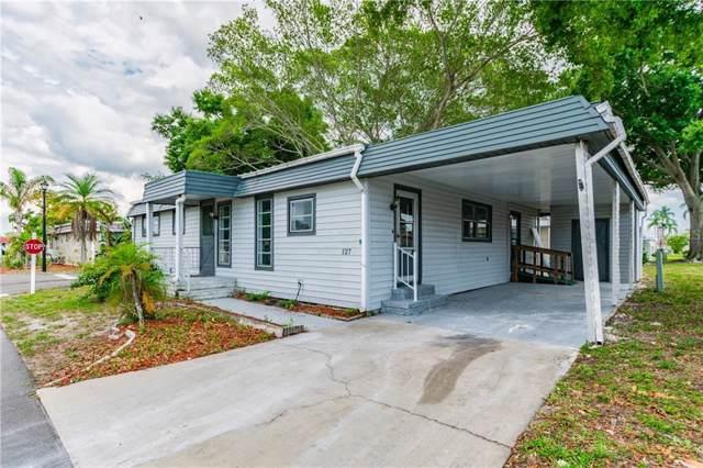 7100 Ulmerton Road #127, Largo, FL 33771 (MLS #O5790763) :: Griffin Group